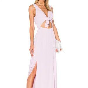 Byron Dress - Lilac
